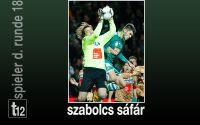 Weiterlesen: Der Spieler der 18. Runde: Szabolcs Sáfár