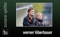 """Weiterlesen: Werner Löberbauer: """"Training auf dem Platz umsetzen"""""""