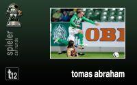 Weiterlesen: Der Spieler 13. Runde: Tomas Abraham