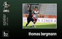 Weiterlesen: Der Spieler der 2. Runde: Thomas Bergmann