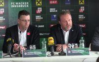 Weiterlesen: PK zur Präsentation des neuen FCW-Partners Freizeitticket Tirol