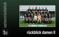 Weiterlesen: Saison des zweiten Damenteams im Rückblick