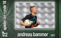Weiterlesen: Der Spieler der 18. Runde: Andreas Bammer
