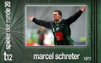Weiterlesen: Der Spieler der 20. Runde: Marcel Schreter