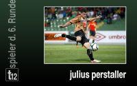 Weiterlesen: Der Spieler d. 6. Runde: Julius Perstaller