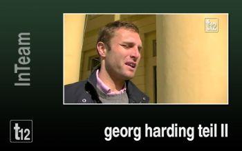 InTeam mit Georg Harding Teil II