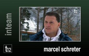Marcel Schreter zu seiner Vertragsverlängerung
