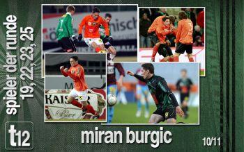 Miran Burgic - der Seriensieger