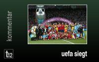 Weiterlesen: UEFA siegt