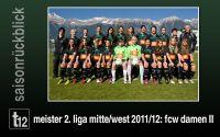 Weiterlesen: Saisonrückblick der FC Wacker Innsbruck Damen II