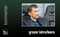 Weiterlesen: Die Grazer Lehre/Leere