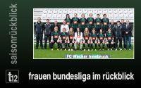 Weiterlesen: Saison der Bundesligadamen im Rückblick