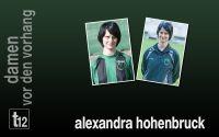 Weiterlesen: Damen vor den Vorhang: Alexandra Hohenbruck