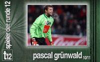Weiterlesen: Der Spieler der 12. Runde: Pascal Grünwald