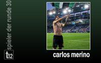 Weiterlesen: Der Spieler der 30. Runde: Carlos Merino
