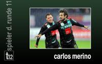 Weiterlesen: Der Spieler der 11. Runde: Carlos Merino