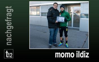 Momo Ildiz, der Spieler der 13. Runde