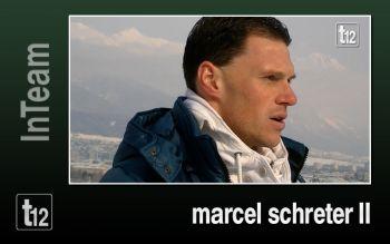 Marcel Schreter zu den letzten zehn Jahren im schwarz-grünen Dress