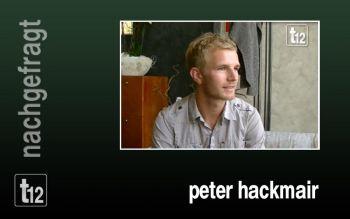 Karriere beendet: Peter Hackmair