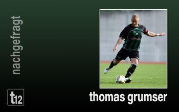 Thomas Grumser sieht den FC Wacker innsbruck als Favorit