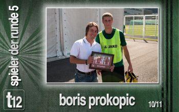 Boris Prokopic und Sebastian Kollemann vom tivoli12 team