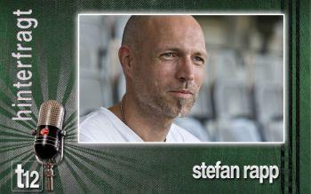Der neue Individualtrainer: Stefan Rapp