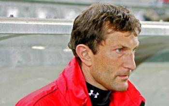 Freut sich auf das Spitzenspiel am Samstag in Lustenau, Innsbruck Trainer Walter Kogler.