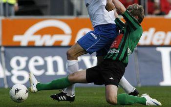 Jeder war gegen den FC Magna gefordert, auch Markus Unterrainer