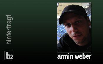 Armin Weber - langjähriger Szenekenner und Sozialarbeiter